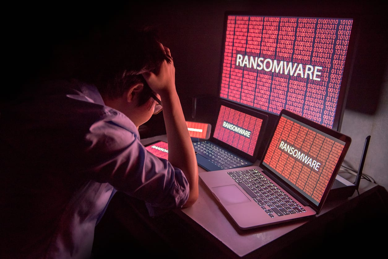 how to prevent ransomware attack